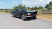 Triumph TR6  1968